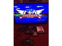 Sega mega drive 2 bundle