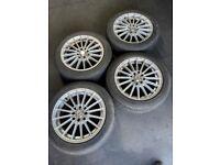 Rapid universal multi fit Alloy Wheels