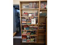 Tall Ikea Billy Bookcase