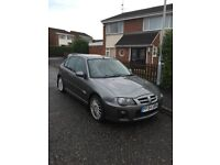 MG ZR 1.4 Facelift - Full service History, Perfect running order