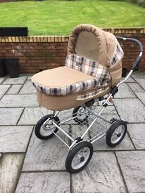BabyStyle Lix Limited Edition Pram and Buggy