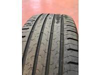 225/50 R17 part worn continental tyre
