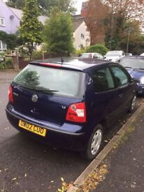 VW Polo Auto 1.4, ideal first car