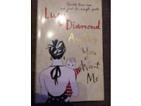LUCY DIAMOND - ANY WAY YOU WANT ME - BOOK