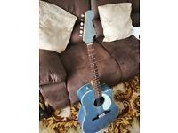 Fender Sonoran Califorina Series Electro acoustic guitar near mint Condition