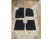 Fiat 500 floor mats