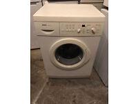 Bosch Exxcel 1400 Digital Washing Machine Fully Working with 4 Month Warranty