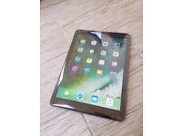 BRAND NEW - Apple iPad Air 32GB - Grey - WiFi only - with case - 2014 model