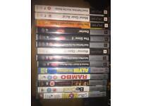PSP & games / films