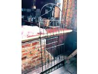 LARGE BOW TOP GARDEN GATE. I HAVE 3. NEW, NEVER USED. WILL SELL SEPARATELY.