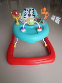 bright starts baby walker - Excellent condition