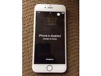 Iphone 6S 16GB space grey EE