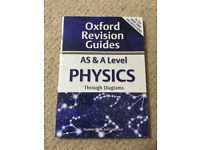 AS & A Level Physics Oxford Revision Guide Book