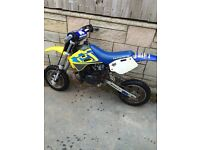 Husqvarna 50cc Motocross bike, field bike , paddock bike , ** QUICK **