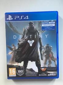 PS4 game : Destiny
