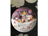 Poole decorative plate