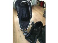 Quinny buggy pushchair + extras