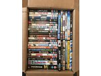 DVD Movie/ Film collection - PSP USM Movies (91 movies in total)