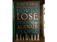 Book: How to Lose Friends and Alienate People