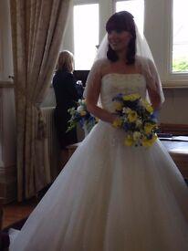 Phil Colins Wedding Dress