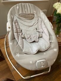 Baby bouncer chair - mamas and papas