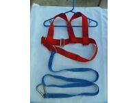 Ancra Child Safety Harness With Line 2 Available