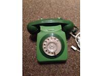 Green gpo phone