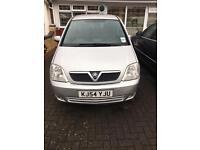 Vauxhall Meriva Enjoy 8V