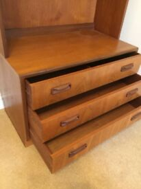 3 Draw G Plan Wall Unit