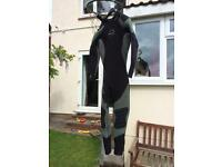 Oceanic Shadow semi dry/ wetsuit