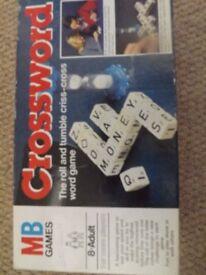 MB Crossword Game