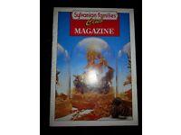 Vintage TOMY Sylvanian Families Club Magazine - Dome