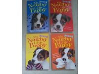 17 books for young readers(£14.00) or individually priced- My Little PUppy, Wally, Percy, Dinosaurs