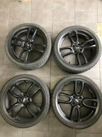 Refurbed Mini JCW GP Wheels