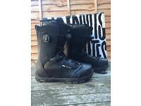 Snowboard Boots - Ride Insano -