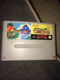Yoshis island Snes Nintendo game