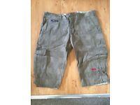 SuperDry smart casual shorts