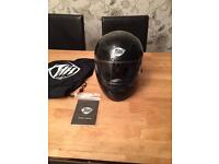 Motor bike helmet