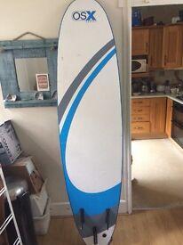 Osprey OS X foam surfboard