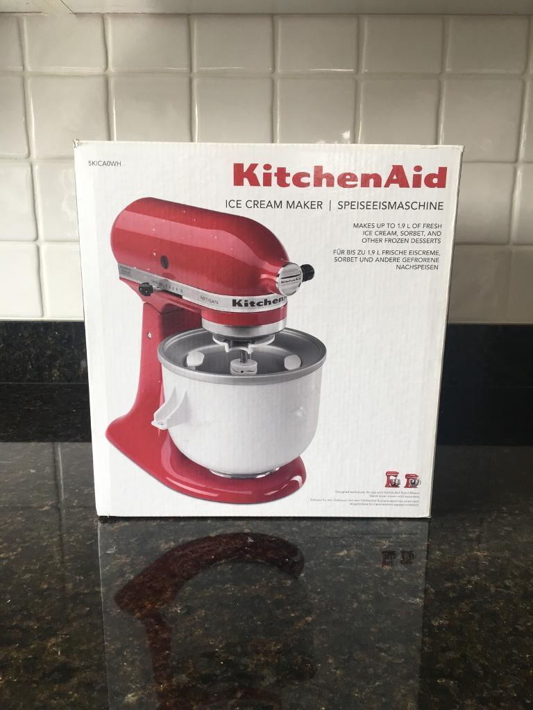Kitchen Aid Ice Cream on kitchen aid food, kitchen aid pasta, kitchen aid barbecue, kitchen aid meringue, kitchen aid red,