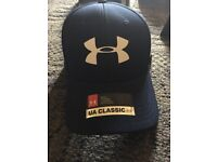 Band new caps Hugo boss, under armour, Musto, gill