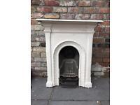 Fireplace surround 85x99cm