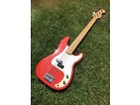 Fender 50s precision P bass