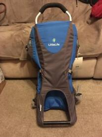Little life ranger child carrier