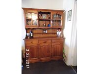 Lovely Welsh Dresser - at least 30 years old.