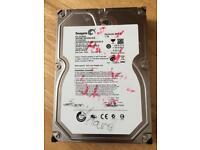 Seagate 1000gb hard drive