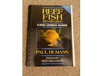 Reef Identification Set of Bound Diving Books