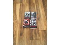 Hush hush series 4 books