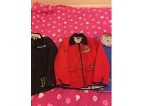 3 girls Paul's boutique jackets