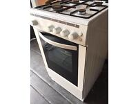 GAS COOKER OVEN